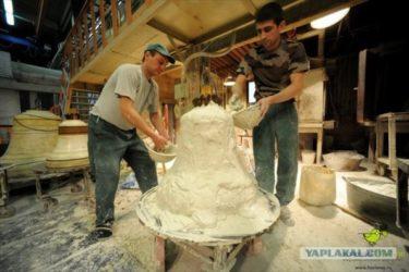 みんな知りたかった!ロシア正教会に欠かせない鐘の作り方を大公開!!