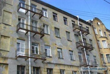 ロシアの建物おそロシア。なにかがおかしいロシアの建設