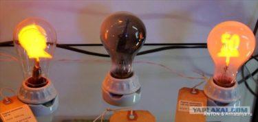 ソ連時代に作られたレーニン電球、スターリン電球