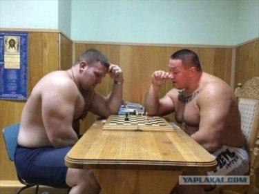 「ロシアのチェス代表、メルドニウム使用の疑い」 一枚の画像につけられた秀逸なタイトル