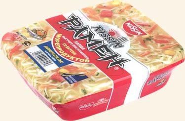 ロシア人がドイツで買ってきた日清カップヌードルを食べ比べしてみた