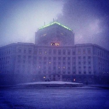 おそロシア!ロシアで氷点下64度を記録!