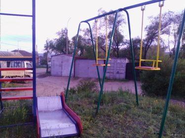 子供が一人も来ない!ロシアでレベルの高い公園が発見される