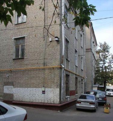 一泊約5400円もするモスクワの「安宿」