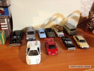 ソビエト時代のミニカーコレクションを紹介します!!