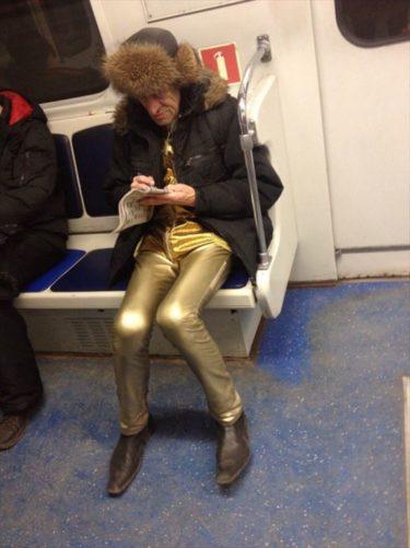 おしゃれなおしゃれなおしゃれなサンクト・ペテルブルクの乗客その4