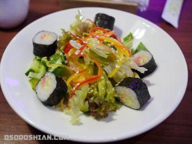 ロシアのお寿司は新時代へ突入!敬意を込めて露寿司と呼ぶことにした