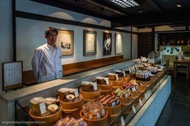 ロシア人から見た日本の伝統的な店