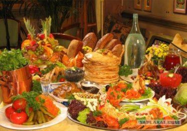 古代から現代まで伝わり食べ続けられているロシア料理いろいろ