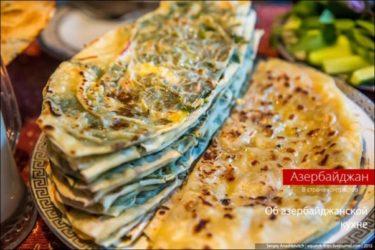 ロシア人にとっても珍しいアゼルバイジャン料理がとても美味しそう!