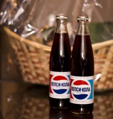 ソ連=ペプシ、ロシア=コカ・コーラ ロシア人のコーラの思い出