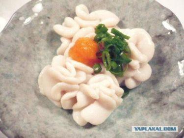 ロシア人「日本の恐ろしい料理を紹介するよ!」
