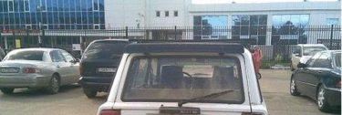 """一方ロシアは白樺を使った… ロシア製自動車 """"ラーダ・ベリョーザ"""""""
