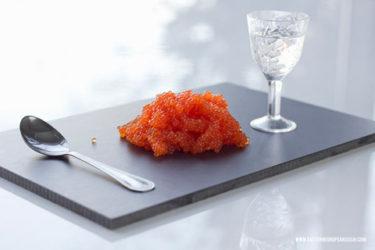 ロシア人「ロシア料理をおしゃれにスシっぽくしてみた!」