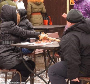 日本の皆さんにロシアのマースレニッツァ(バター祭り)を紹介します