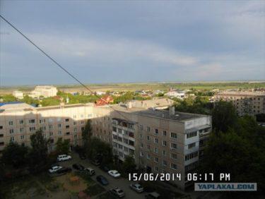 カザフスタンを北から南まで1500kmを車で縦断