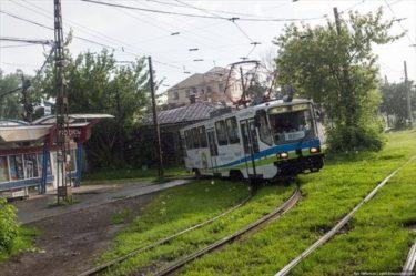 ロシアで一番有名なトラムヴァーイ(路面電車)の運転手を紹介します