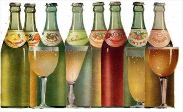 ソ連時代に飲まれていた炭酸飲料いろいろ