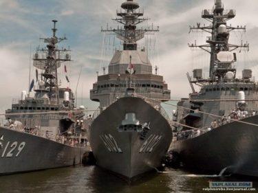 ロシア人「海上自衛隊の護衛艦を見学してきた」