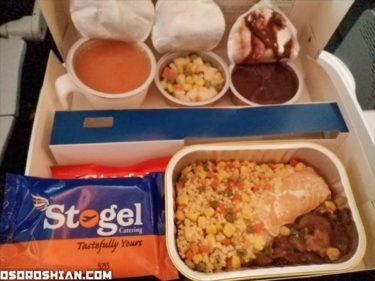 アエロフロートでユダヤ教徒用の機内食がめちゃくちゃ美味しいと聞いたので頼んでみた