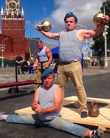 ロシアの写真を見た外国人の反応を見たロシア人の反応