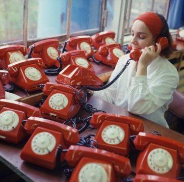 「写真で見る歴史」 ソ連の人々の生活を写した写真
