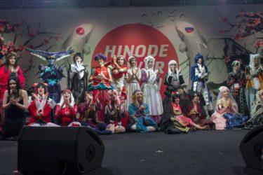 ロシアで毎年開催されている日本を紹介する大人気イベント、Hinode Power Japan