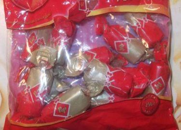 【観覧注意】おそロシア!!チョコレートを買ったら中からとんでもないサプライズ!!