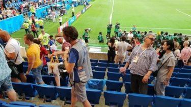 ロシアW杯のカチューシャを歌う日本人サポーターを見たロシア人の反応