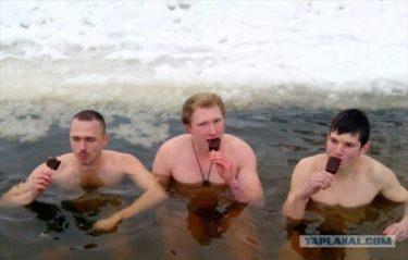 もうすぐ冬がやってくる!そう、ロシアで一番アイスクリームが美味しい季節!!