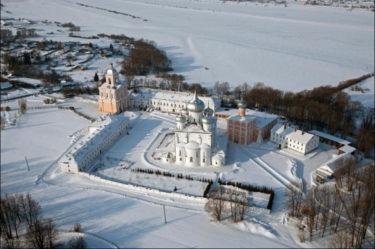 ロシアのいろいろな地域を空から見てみよう!