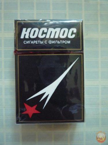 ソ連時代のタバコの思い出をパッケージとともに紹介します!