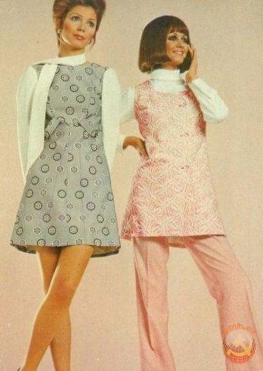 ソ連にファッションはあったのか?なかったのか?